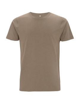 Basic T-Shirt walnut