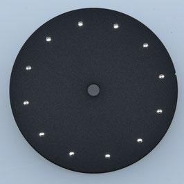 Zifferblatt Ø 29.3mm für ETA 2824-2 2804-2 2801-2 / Dial for ETA 2824-2 Cadran Esfera Schwarz