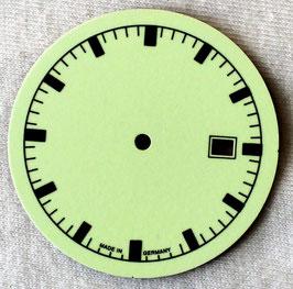 Zifferblatt Ø 34.8mm für ETA 2824-2 2804-2 2801-2 34.8mm / Luminous Dial for ETA 2824-2 Cadran Esfera