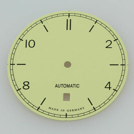 Zifferblatt Ø 34.8mm für ETA 2824-2 2804-2 2801-2 34.8mm BEIGE /Cadran Esfera Dial for ETA 2824-2