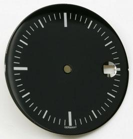 Zifferblatt Ø 30.05 mm für Eta 2824-2 Schwarz / Dial ETA 2824-2 Ziffernblatt Cadran Esfera NOS