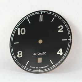 Zifferblatt Ø 31.0 / Ø34.8mm für ETA 2824-2 / dial for ETA 2824-2