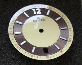 Zifferblatt Ø 29.9 oder Ø 34.8 mm für ETA 2824-2 Dial for Eta 2824-2 Movement Cadran Esfera