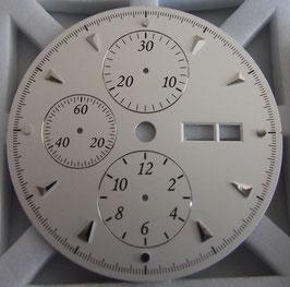 Zifferblatt Ø 34.80 für ETA 7750 / dial for ETA 7750