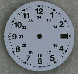 Zifferblatt Ø 29.5mm für ETA 2824-2 / dial for ETA 2824-2