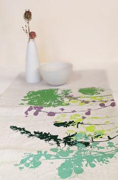 Tischläufer Klein . Blumenwiese #2