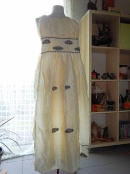 Robe éthiopienne Habesha Haute Couture