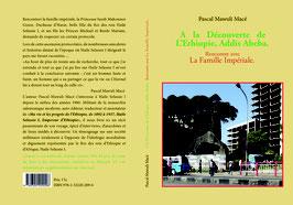 Lot de l'autobiographie d'Haile Selassie I et du livre A la découverte de l'Ethiopie ...