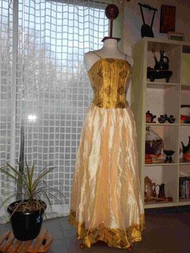 Ensemble traditionnelle habesha (Top + jupe+ jupon) Haute Couture