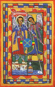 Les Archanges Michel et Gabriel