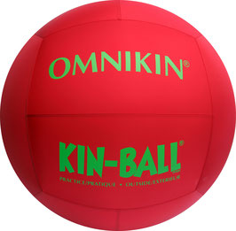 "OUTDOOR Übungs KIN-BALL® SPORT BALL 33""(84cm) rot"