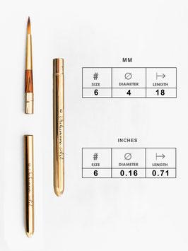 Schimoni Art Pocket Brush Size 6