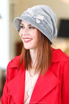 Chapeau Sandrine gris