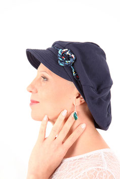 Casquette Paris Blue
