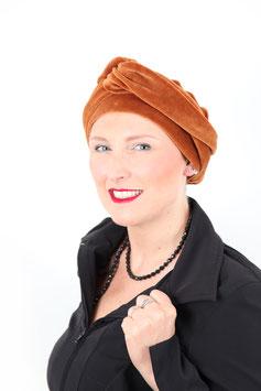 Turban Mathilde Acajou