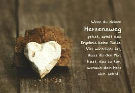 "Karte ""Herzensweg"""