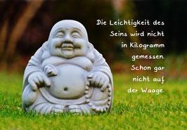 "Karte ""Buddha"""