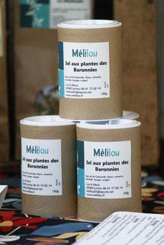 Sel aux plantes des Baronnies