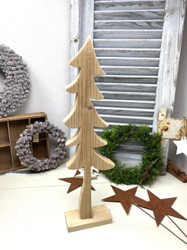 Tannenbaum Holz Handmade-----Art.Nr. BA001