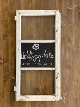 Upcycling Workshop Fenster