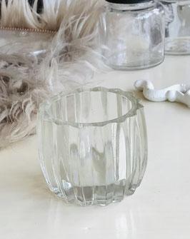 Teelichtglas-----Art.Nr. GL135