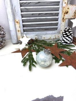 Weihnachtskugel——-Art.Nr. WEI032