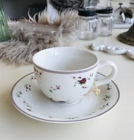 Tasse mit Unterteller-----Art.Nr. GE029