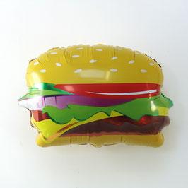 Ballon mylar hamburger