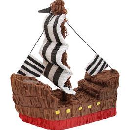 Piñata bateau de pirate
