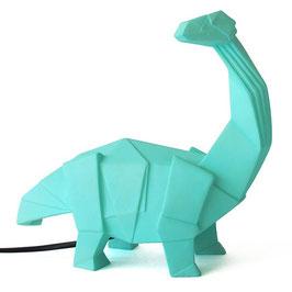 Lampe origami dinosaure - vert - House of Disaster
