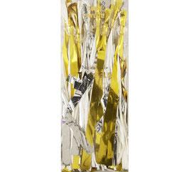 Guirlande tasse dorée et argentée