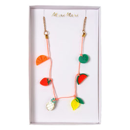 Collier fruits