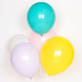 10 ballons de baudruche - Pastel  - My Little Day