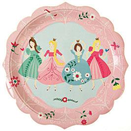 Grandes Assiettes Princesses