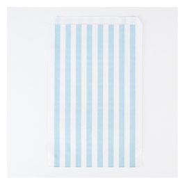 10 pochettes bleu clair