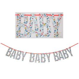 Guirlande lettres Baby Liberty Betsy
