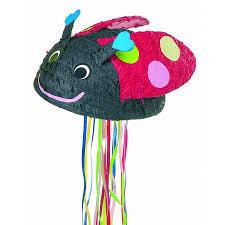 Piñata coccinelle à tirer