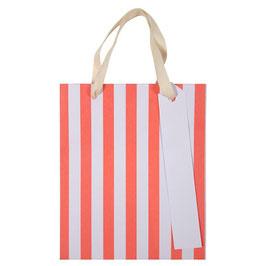 3 sacs cadeaux neons