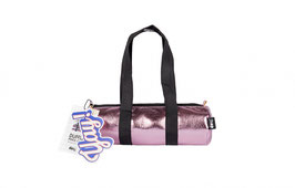 Trousse glossy pink