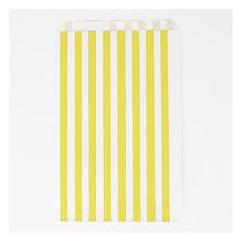10 pochettes jaunes