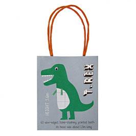 8 sacs à surprise dinosaure