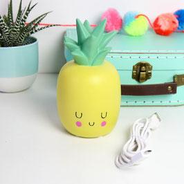 Veilleuse - MINI - Kawaï - Ananas