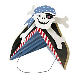 8 chapeaux de Pirate