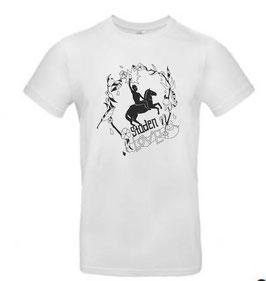 Shirt Staden Love Weiss