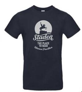 Shirt Staden Navy Blau