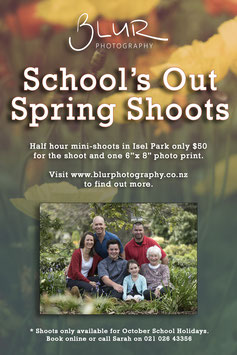 School's Out Spring Shoot