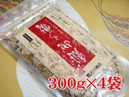 福っくら御膳 300g×4袋(白米80合分) 国内産100%