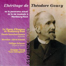 L'Héritage de Théodore Gouvy ou le panorama actuel de la vie musicale à Hombourg-haut