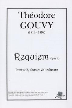 Requiem Opus 70 (EN LOCATION) - Théodore Gouvy