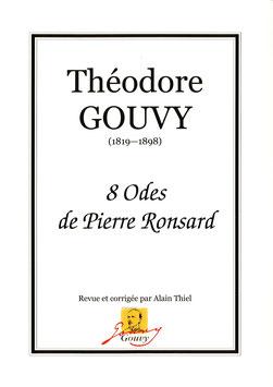 8 odes de Pierre Ronsard Op. 44 - Théodore Gouvy
